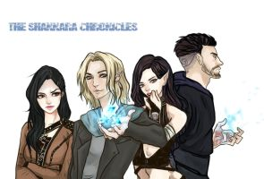 The Shannara Chronicles by Purple-Meow