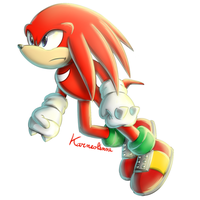 Knuckles (Project) by Karneolienne