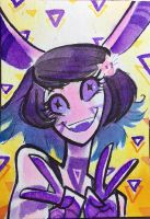 [ACEO] Vilina by stellarknight3