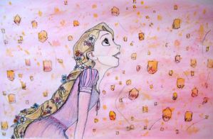 Tangled- I See The Light by xBarnowlx