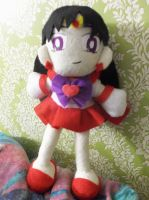 Super Sailor Mars by MoonLightXAngel268