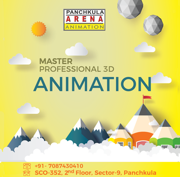 Arena Animation Panchkula by arenaanimationpkl