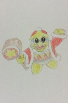 King Dedede by Nintendofan364