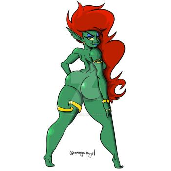 Goblin Queen by omegalbagel