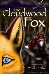 The Cloudwood Fox - cover by WolfScribe