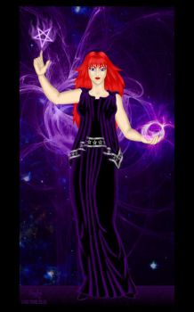 Hekate - Goddess of Witches by stayka