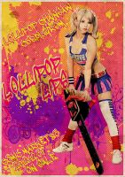 C83 LOLLIPOP CHAINSAW CosplayROM Poster by 0kasane0