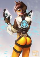 Tracer by CrashesIntoSpace