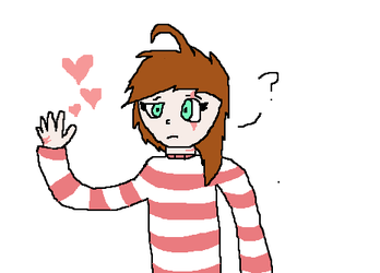 The best time to wear a striped sweater by DespairinglyAdorable