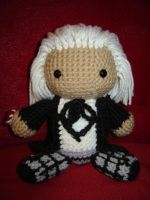 Doctor Who - 1st Doctor by Ginger-PolitiCat