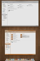 3D WoodenMetal vs for win7 by RaymonVisual