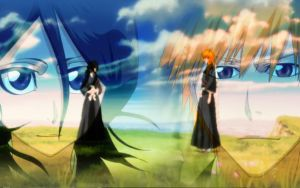 IchiRuki wall: Together Again by Naru-Nisa