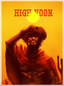 High noon by SatsuiNoHado