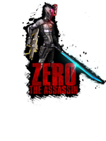 Borderlands 2 - Zer0 The Assassin by ThatCraigFellow