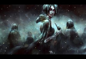 This Mortal Coil by NanFe