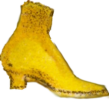 Yellow boot (stock) by linux-rules