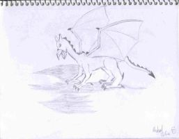 Gargoyle by Mike-Obee-Lay