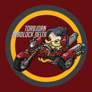 Torbjorn by Agito666