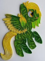 Quilling - Commission for Farcuf by RzymonZPapieru
