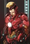 Iron Man by MrRedButcher