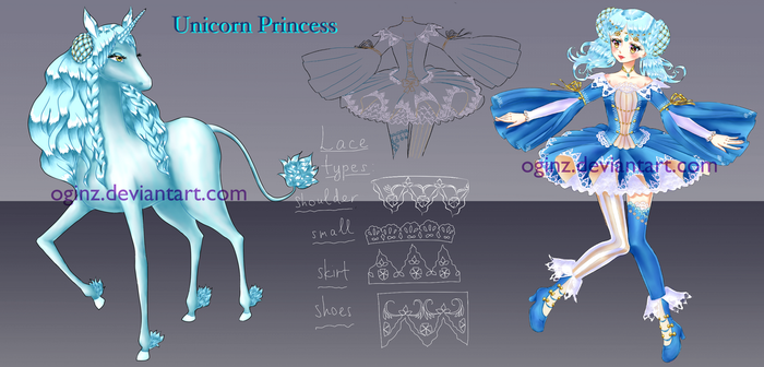 [OPEN] Unicorn Princess Auction: PayPal + Points by OginZ
