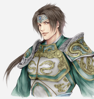Zhao Yun by Ktovhinao
