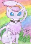 Mythical Mew by DemonMew