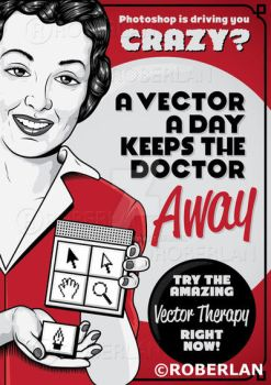 Vector Therapy by roberlan