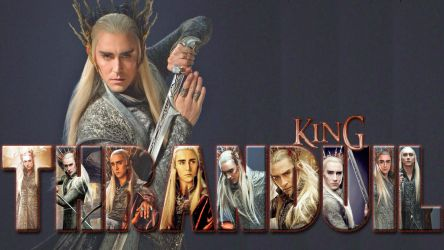 Thranduil by Coley-sXe