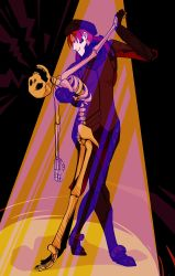 Dancing with Skelly by Zennore