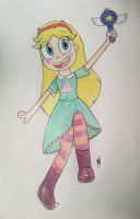 Star Butterfly by Infinity-Drawings