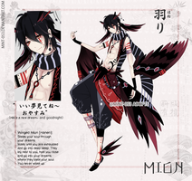[CLOSED] Auction - MION 1 by Syu-mln