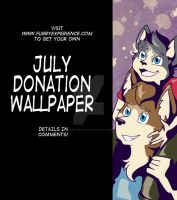 July Wallpaper Preview by Ellen-Natalie