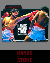 Hands of Stone (2016) Folder Icon by eca2424