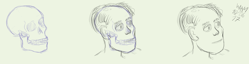 June Self Challenge - Daily Sketch - 10/30 by WHAMtheMAN