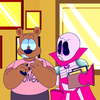 a redraw of The Boys by luigis-universe