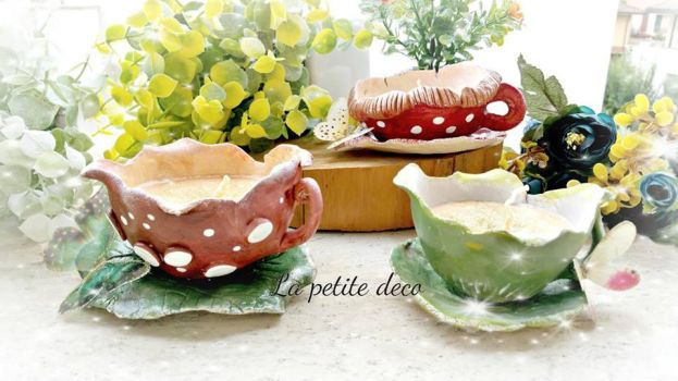 cup of candle by lapetitedeco