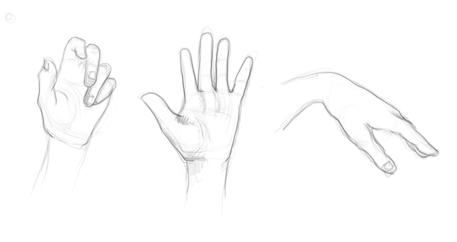 Some Hands by juliano7s