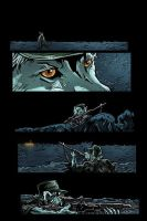 THE STARS 3 - Page 1 - Colors by KurtBelcher1