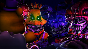[SFM FNAF]-Don't touch him by Dafomin