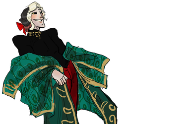 Peacock Coat by Lear-is-not-amused