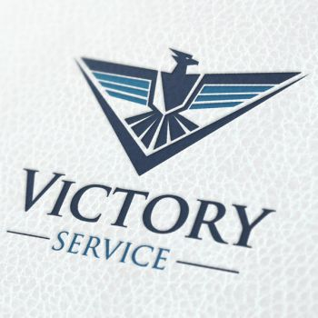 Victory Services Logo by renefranceschi