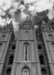 LDS Temple by Zach-Bowie