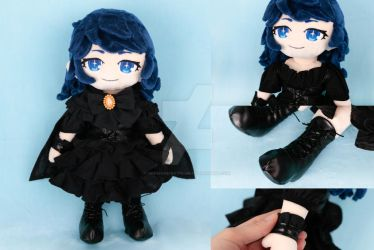 Custom Anime Doll by Greencherryplum