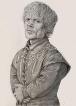 Tyrion Lannister  by VKCole