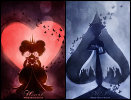 AAC - Which Will You Choose? by MarionetteDolly
