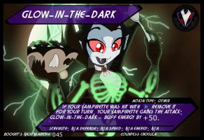 PBVTCG - BGNM - 045 - Glow-in-the-Dark by PlayboyVampire