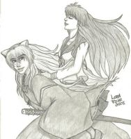 I'll Fly With You by Kryptoinuyasha