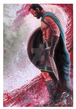 300 rise of an empire - Themistocles by RodGallery