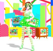 Spring GUMI - Download by SapphireRose-chan